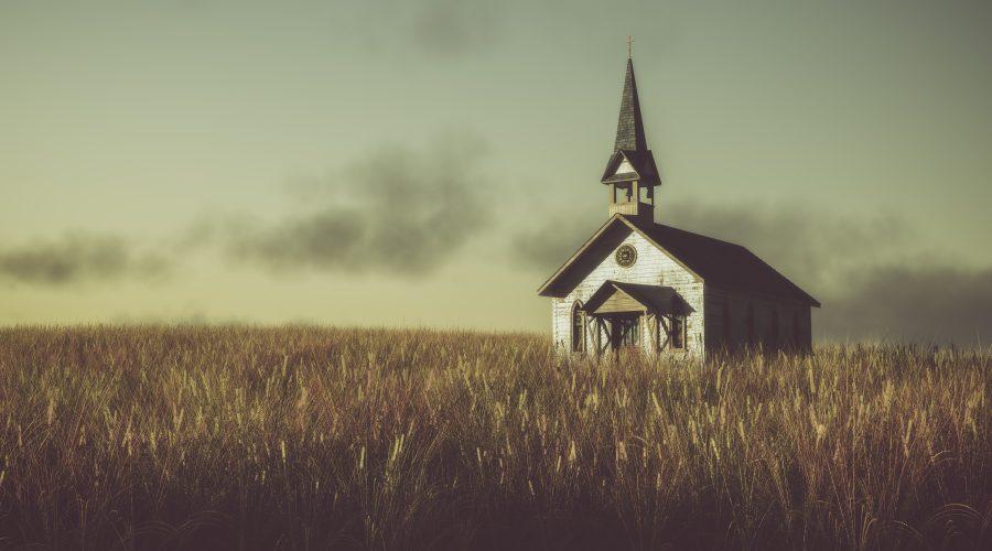 Church pews emptying in America