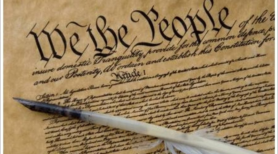 Holy books, constitutions share rigid DNA
