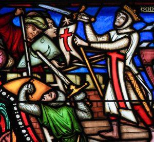 Christians Muslims war
